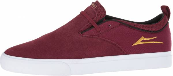 Lakai Riley Hawk 2 - Burgundy Suede (2180091600)