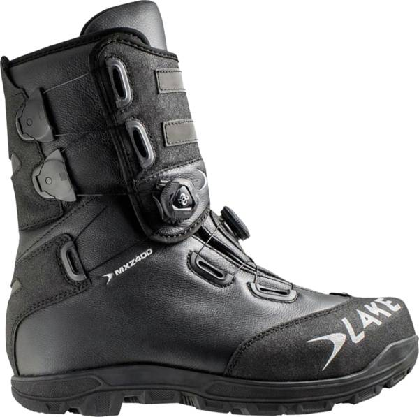 Lake MXZ400 - Black/Silver (30123)