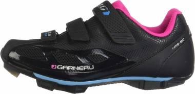 Louis Garneau Multi Air Flex - Black/Pink (1487232438)