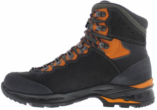 Lowa Camino GTX Black (Schwarz/Orange 920)