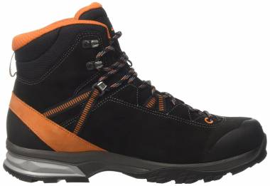 Lowa Arco GTX Mid - Black Schwarz Orange (210716920)