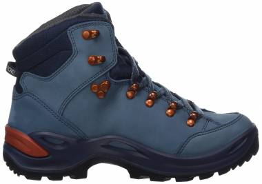Lowa Renegade GTX Mid 20 Blue Men