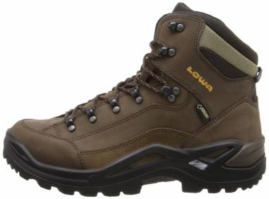 Lowa Renegade GTX Mid Brown Men
