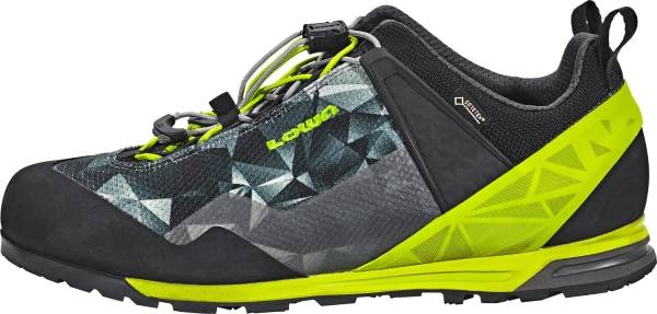 Lowa Approach Pro GTX Lo - Anthracite / Lime (210078970)