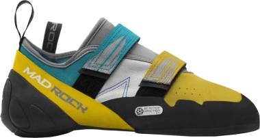 Mad Rock Agama - Teal/Yellow (446)