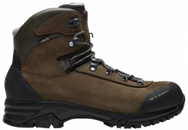 Mammut Trovat Advanced High GTX - Bark/Grey