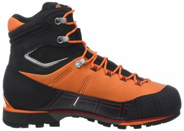 Mammut Kento High GTX - Naranja Sunrise Black 000 (3010008602178)