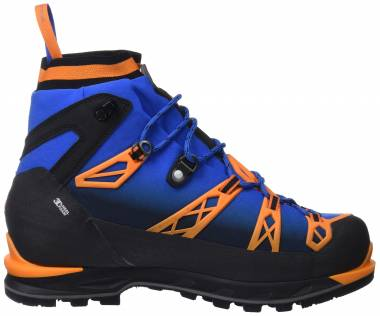 Mammut Nordwand Light Mid GTX - Blau Ice Black 000