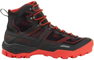 Mammut Ducan High GTX - Multicolor Dark Olive Black (3030034904027)