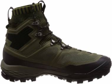 Mammut Ducan Knit High GTX - Multicolor Dark Olive Black