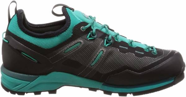 Mammut Alnasca Knit Low GTX - Schwarz Black Dark Atoll 00214 (30200608000214)