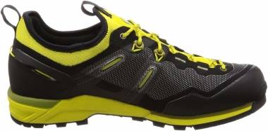 Mammut Alnasca Knit Low GTX - Black Black Citron 00182 (30200607000182)