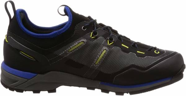 Mammut Alnasca Knit Low GTX - Black Black Ultramarine 000