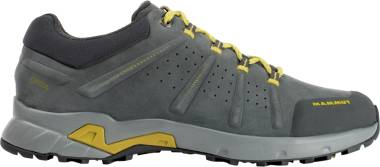 Mammut Convey Low GTX - Grey Graphite Dark Citron 00210 (30300322000210)