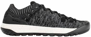 Mammut Hueco Knit Low - Black-titanium (3020061900486)