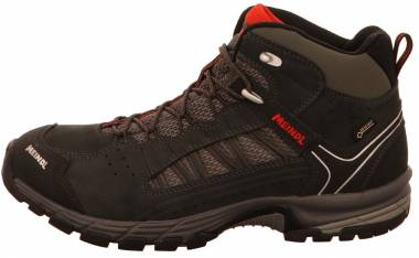 Meindl Journey Mid GTX Anthrazit/Rot Men