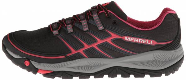 Merrell All Out Rush woman black (black/paradise pink)