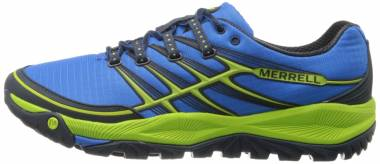 Merrell All Out Rush - Mehrfarbig Blue Lime (J06487)