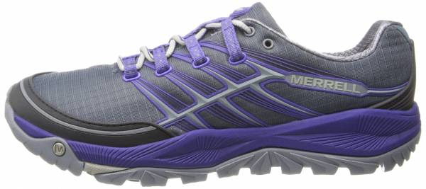 Merrell All Out Rush woman grey (dark slate/blue)