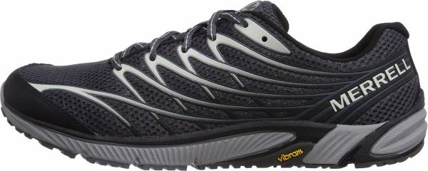 Merrell Bare Access 4 men black/dark grey