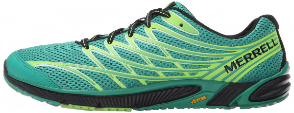 Merrell Bare Access 4 men green (bright green)