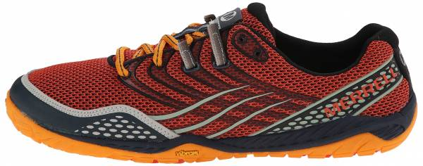 Merrell Trail Glove 3 men spicy orange/navy