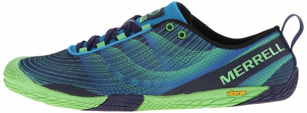 Merrell Vapor Glove 2 men racer blue/bright green