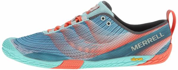 Merrell Vapor Glove 2 woman sea blue/coral