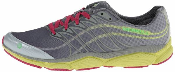 Merrell All Out Flash Light Grey/Sunny Yellow