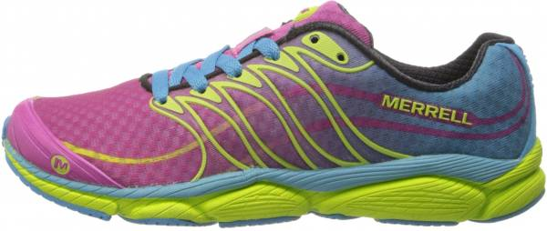 Merrell All Out Flash - Wine Lime