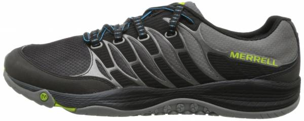 Merrell All Out Fuse Schwarz