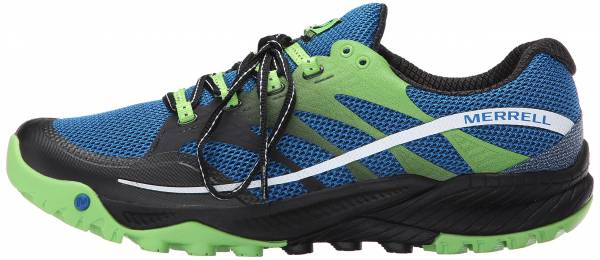 Merrell All Out Charge men blue dusk