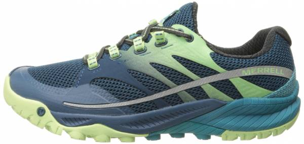 Merrell All Out Charge woman blue