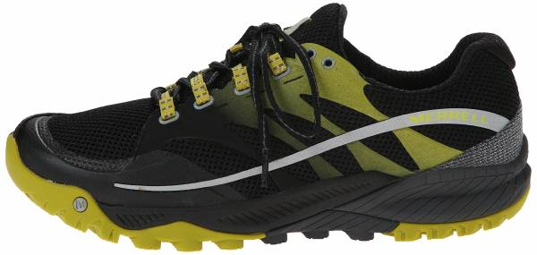 Merrell All Out Charge men granite / green
