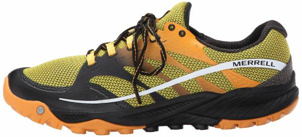 Merrell All Out Charge men yellow