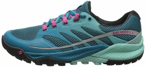 Merrell All Out Charge woman algiers blue/aventurine