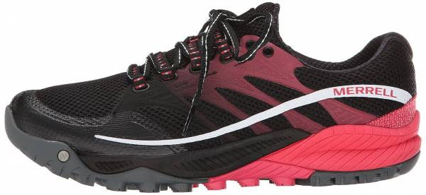 Merrell All Out Charge woman black/geranium