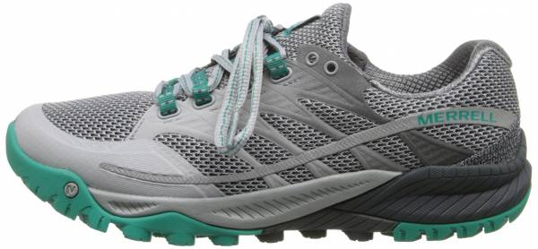 Merrell All Out Charge woman light grey/dynasty green