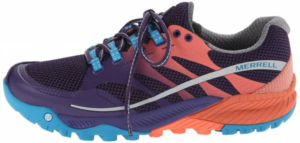 Merrell All Out Charge woman purple
