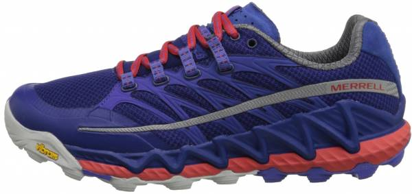 Merrell All Out Peak woman royal blue/orange
