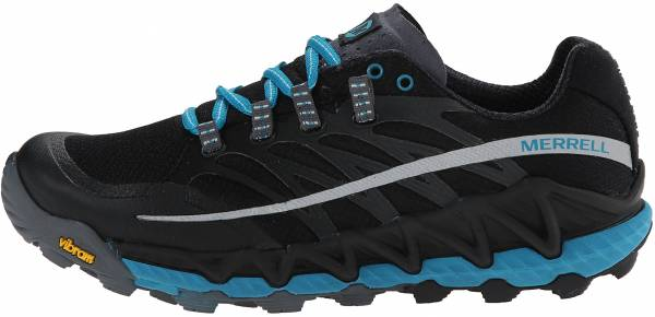 Merrell All Out Peak woman black/algiers blue