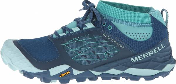 Merrell All Out Terra Trail woman bleu (blue/aqua)