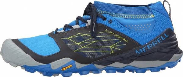 Merrell All Out Terra Trail men blau (blue / dragonfly)