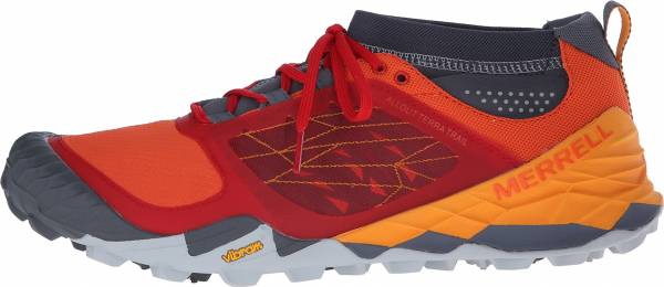 Merrell All Out Terra Trail men orange