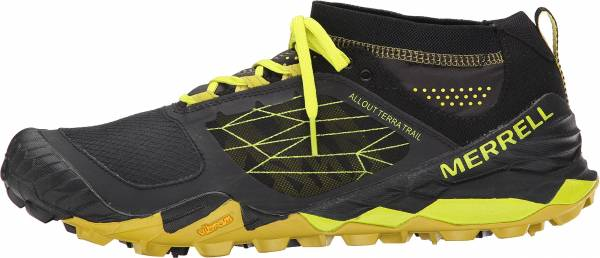 Merrell All Out Terra Trail men yellow/black
