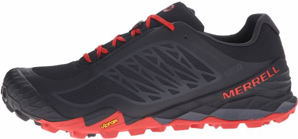 Merrell All Out Terra Ice men schwarz (black / molten lava)