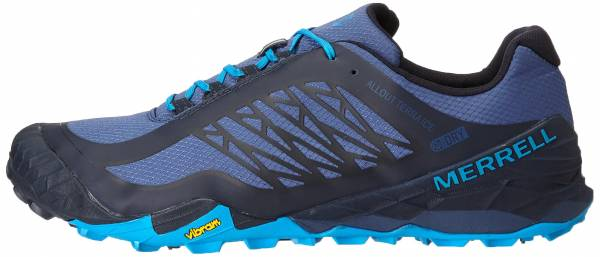 Merrell All Out Terra Ice men navy / racer blue