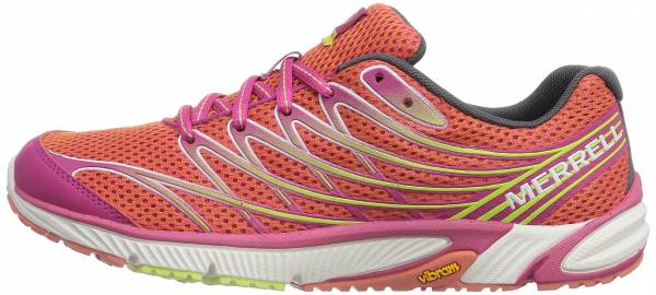 Merrell Bare Access Arc 4 woman multicolor (coral/fuchsia rose)