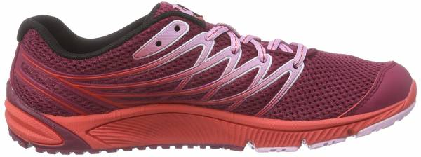 Merrell Bare Access Arc 4 woman bright red