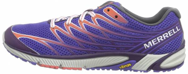 Merrell Bare Access Arc 4 woman light blue/yellow